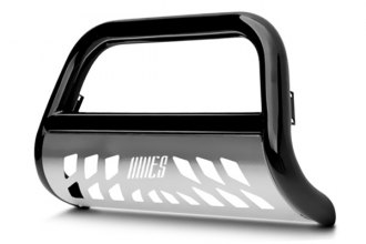 "Aries® - 3"" Stealth Series Black Bull Bar"