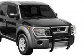 Aries® - One Piece Stainless Steel Grille GuardHonda Element