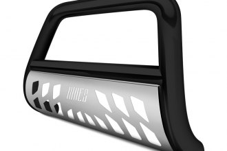 "Aries® - 4"" Alumalite Big Horn Bull Bar"