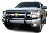 Aries® - Black One Piece Grille Guard