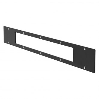 "Aries® - Black 20"" Open Face Cover Plate For Pro Series Grill Guard"