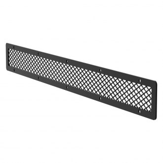 "Aries® - 30"" Black Mesh Cover Plate For Pro Series Grille Guard"