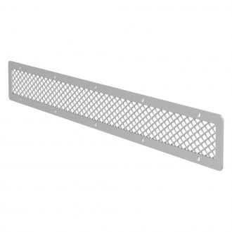 "Aries® - 30"" Polished Mesh Cover Plate For Pro Series Grille Guard"