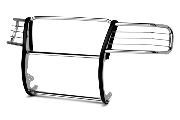 Aries® - Stainless Steel One Piece Grille Guard
