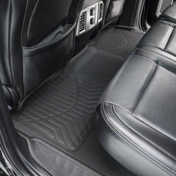 3500 ARIES DG01721809 StyleGuard XD Black Custom Truck Floor Liner Dodge Ram 1500 2nd Row Only 2500