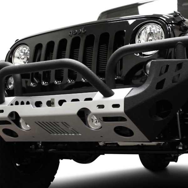 Aries - Front Modular Bumper Image may not reflect your exact vehicle!