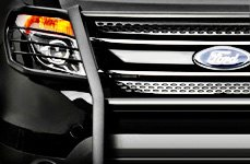 Aries® - Black Grille Guard