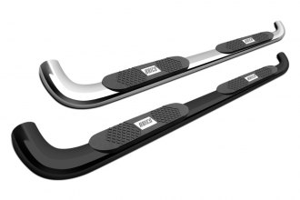 "Aries® - 4"" Big Step Round Side Bars"