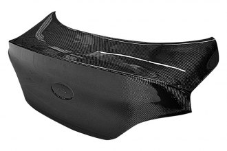 ARK Performance® CFXT-0700 - C-FX Carbon Fiber Trunk with Integrated Lip Spoiler