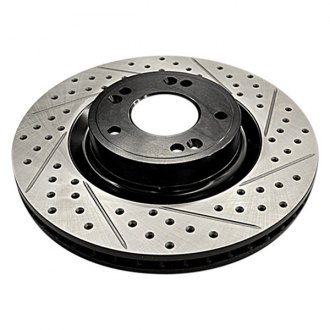 ARK Performance® - Drilled and Slotted 1-Piece Brake Rotors