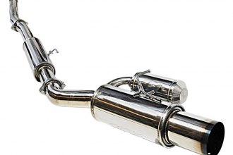 ARK Performance® - N-II Stainless Steel Cat-Back Exhaust System with Tecno Tip