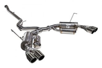 ARK Performance® - GRiP™ Stainless Steel Cat-Back Exhaust System