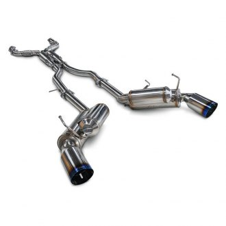 ARK Performance® - GRiP Exhaust System with Burnt Tip