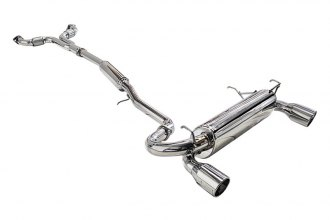 ARK Performance® - DT-S Stainless Steel Cat-Back Exhaust System with Polished Tip
