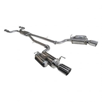 ARK Performance® - GRiP 304 SS Cat-Back Exhaust System