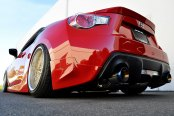 ARK Performance® - DT-S Stainless Steel Cat-Back Exhaust System