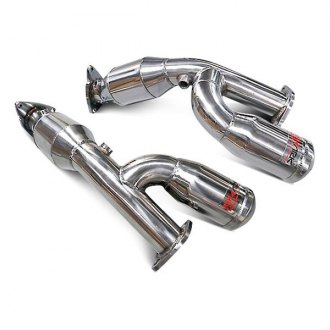 ARK Performance® - Polished Stainless Steel Pipes