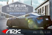 ARK Performance Special Offers