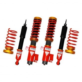 "ARK Performance® - 1""-2.5"" x 1""-2.5"" DT-P™ Front and Rear Lowering Coilover Kit"