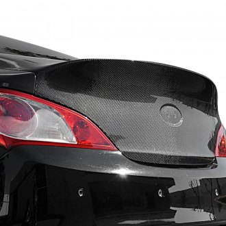 ARK Performance® - Carbon Fiber Trunk with Integrated Lip Spoiler