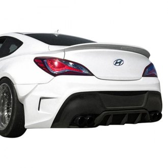 ARK Performance® - Solus Fiberglass Rear Bumper (Unpainted)