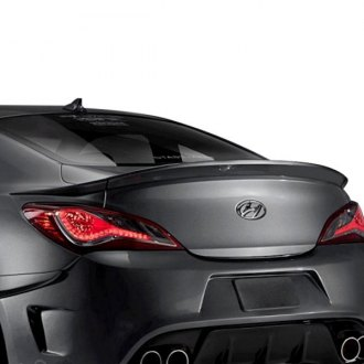 ARK Performance® - Fiberglass Trunk Lip Spoiler (Unpainted)