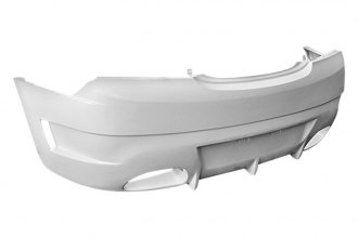 ARK Performance® - S-FX Fiberglass Rear Bumper (Unpainted)
