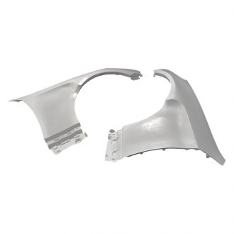 ARK Performance® - S-FX Fiberglass Front Side Wide Fenders (Unpainted)