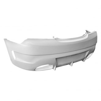 ARK Performance® - S-FX Fiberglass Bumpers (Unpainted)