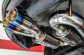 ARK Performance® - Performance Axle-Back Exhaust System