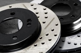 ARK Performance® - Performance Drilled and Slotted Rotors
