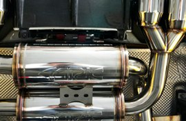 ARK Performance® - Performance Stainless Steel Exhaust System