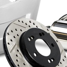 ARK Performance® - Drilled and Slotted Rotors