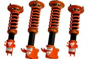 DT-P™ Front and Rear Coilover System