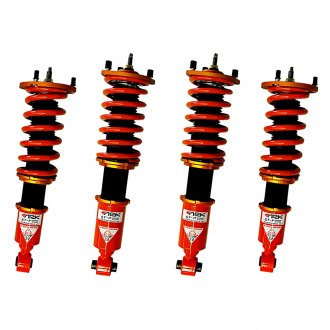 "ARK Performance® - 1""-2.5"" x 1""-2.5"" ST-P™ Front and Rear Lowering Coilover Kit"