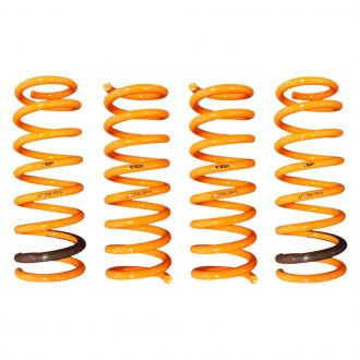 "ARK Performance® - 0.98"" x 0.98"" GT-F™ Front and Rear Lowering Coil Spring Kit"