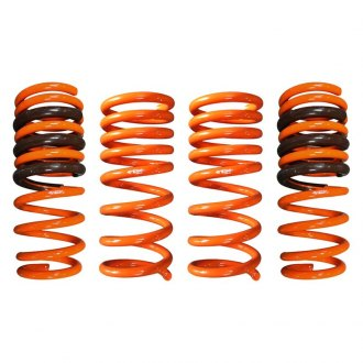 "ARK Performance® - 1.25""-1.5"" x 1""-1.25"" GT-F™ Front and Rear Lowering Coil Springs"