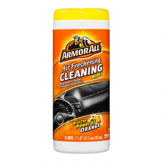 Armor All® - Air Freshening Orange Cleaning Wipes