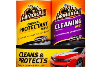 Armor All® - Protectant Wipes and Cleaning Wipes Twin Pack