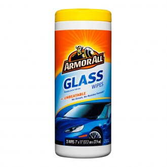 Armor All® - Glass Cleaning Wipes