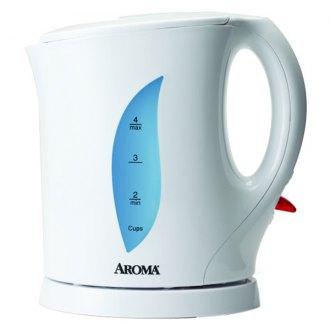 aroma     1 liter  4 cup  electric water kettle aroma    kitchen appliances   cookers  u0026 steamers coffee  u0026 tea      rh   carid com