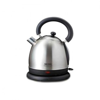 aroma     1 8l electric water kettle ss aroma    kitchen appliances   cookers  u0026 steamers coffee  u0026 tea      rh   carid com