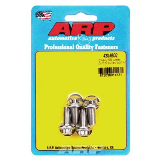 ARP® - Water Pump Pulley Bolt Kit