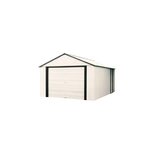 Arrow storage mhd1015 10 39 x 15 39 mountaineer metal for Garden shed repair parts