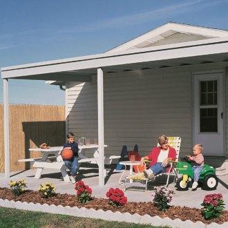 Arrow Storage®   Attached Patio Cover/Carport