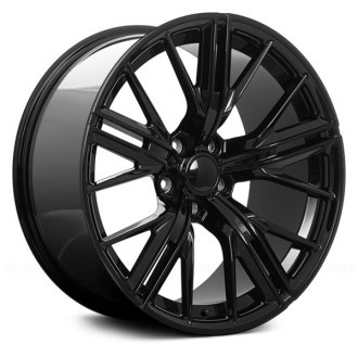 ART REPLICA® - R117 Satin Black