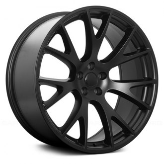 ART REPLICA® - R120 Satin Black