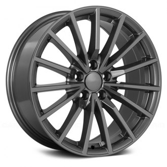 ART REPLICA® - R128 Gunmetal