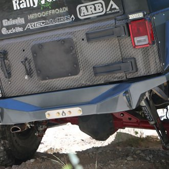 Artec Industries® - Nighthawk Rear Bumper