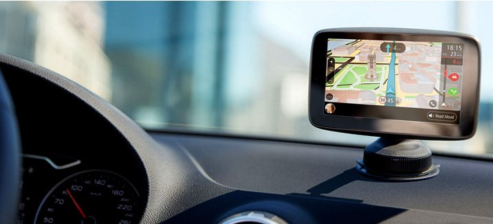 Dash-Mounted GPS Systems